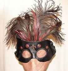 leather mardi gras masks leather masks for masquerade mardi gras by dleather