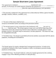sample of lease agreement car lease agreement template sample car