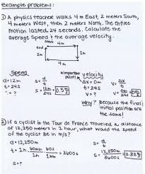 worksheet 3 constant velocity calculations betterlesson