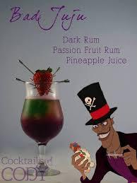 even more disney inspired cocktails