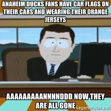 Anaheim Ducks Memes - anaheim ducks meme generator mne vse pohuj
