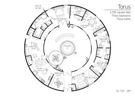 floor plan dl t05 monolithic dome institute