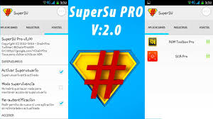 superuser pro apk supersu pro 2 actualizado