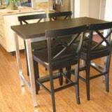 Utby Bar Table 5 Uses For Ikea S Utby Table Apartment Therapy