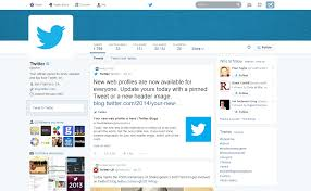 layout of twitter page what twitter s new layout means for your business panacea panacea
