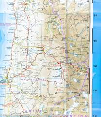 Map Chile Map Of Chile Reise Know How Maps Company