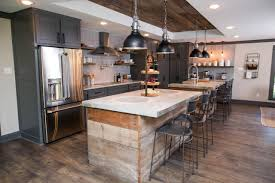 hgtv kitchen island ideas fixer upper design tips a waco bachelor pad reno hgtv u0027s