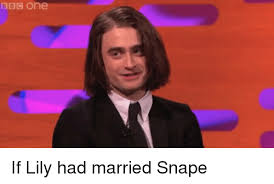 Lily Meme - bbc one if lily had married snape girl meme on sizzle