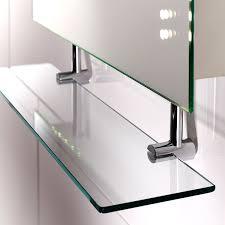 pebble grey led illuminated rectangular bathroom mirror with