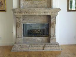 stone fireplace mantels surrounds u2014 farmhouses