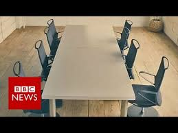Armchair Tidy Nissan U0027s Self Parking Robot Chairs Tidy Up Offices Bbc News