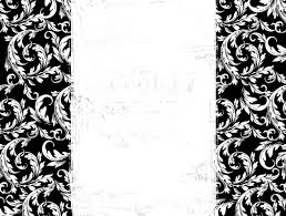 gallery for black wallpaper with white flowers black with white