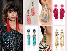 earrings trends big statement earrings 5 trendy styles for women 40 or 50