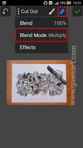 tutorial doodle art picsay pro cara membuat doodle art di android picsay pro