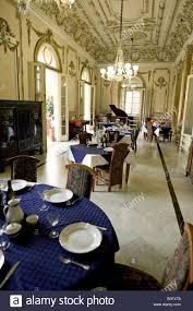 havana u0027s restaurant interior of old colonial house in havana