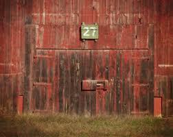 faded red barn etsy