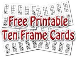 free worksheets ten frame worksheet free math worksheets for