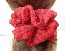 hair scrunchies hair scrunchies etsy