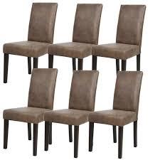 chaise pas cher lot de 6 chaises de salle a manger lot 6 achat vente 0 chaise pas cher but fr