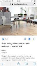 scratch resistant dining table dwell kitchen dining tables ebay