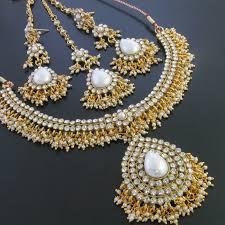 indian pearl jewellery jewellery india