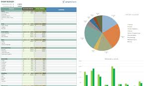 Wedding Budget Spreadsheet Excel Free Expense Report Templates Smartsheet