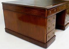 unusual 19th century oak partners desk partners desk furniture