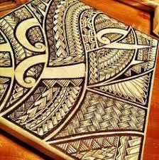 Polynesian Art Designs Polynesian Patterns And Tattoos And Arts Patterns Tattoo And Maori