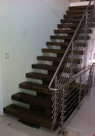 Metal Stairs Design Interior Extraordinary Cool Staircase Decoration Using Floating