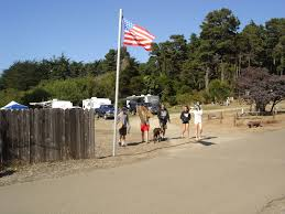 hidden pines rv park campground fort bragg california