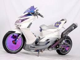 Yamaha Mio Soul Modifikasi