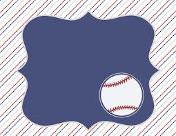 free printable baseball card stationery printables pinterest