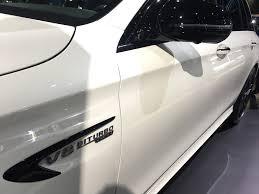 2017 nyias mercedes amg e63 wagon