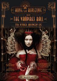 buy vampires ball tickets vic 2017 moshtix