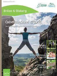 Landcafe Bad Bramstedt Ferienmagazin Brilon U0026 Olsberg 2016 By Brilon Tourismus Sauerland
