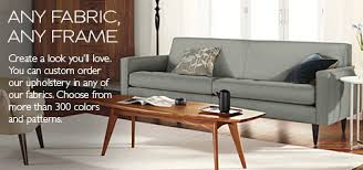 Leather And Fabric Sofa In Same Room Modern Sectionals Modern Living Room Furniture Room U0026 Board