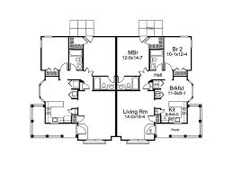 Multi Family House Plans Duplex 53 Best Multifamily House Plans Images On Pinterest Family House