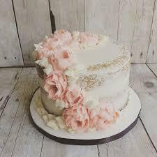 58 best buttercream floral cakes images on pinterest floral cake
