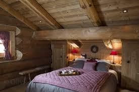 chambre chalet montagne deco chambre chalet montagne inspirations avec deco chambre chalet