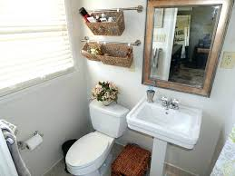 Hanging Baskets For Bathroom Storage Small Storage Baskets For Bathroom Cabinet Sink Storage