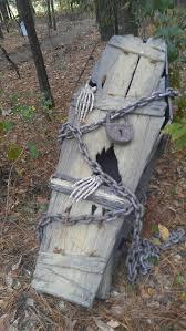 Spooky Halloween Prop Tutorials One Armed Grave Grabber Foam Best 25 Halloween Graveyard Ideas On Pinterest Halloween