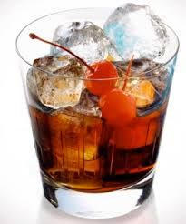 Souther Comfort Drinks Happy Hour Southern Comfort Bold Black Cherry
