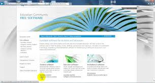 download free student software from autodesk youtube