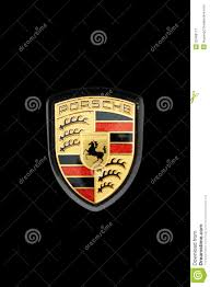 logo porsche vector porsche logo editorial photography image 20468177
