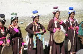 ladakh clothing ladakh history and society history and society of ladakh