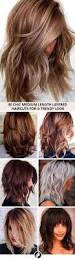Modern Shoulder Length Haircuts Best 25 Medium Layered Haircuts Ideas On Pinterest Medium