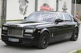 roll royce phantom 2017 new rolls royce phantom spotted first pictures autocar