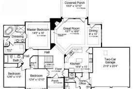 16 single story open floor plans over 2 400 southern heritage
