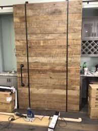 Recycled Interior Doors Reclaimed Wood Door Contemporary Building Material Specialty