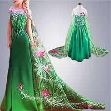 aliexpress com buy new girls cartoon princess dress halloween